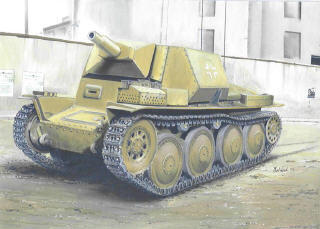 Aufklarungpanzer 140/1 (7,5cm)