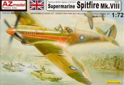 """Supermarine Spitfire Mk. VII """"RAF"""""""