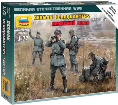 German Headquarters 1939-1941