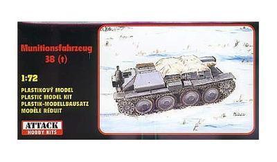 Munitionsfahrzeug 38t