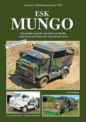 ESK - Mungo Light Protected Vehicle for Specialised Forces - 1