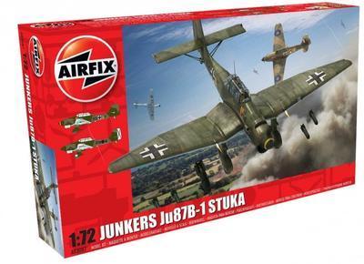 Junkers Ju-87B-1 Stuka
