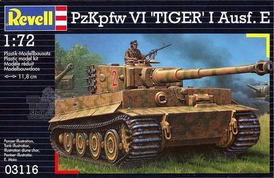 """PzKpFw VI """"Tiger"""" I Ausf. E"""