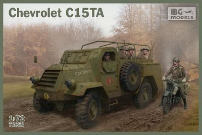 Chevrolet C15TA