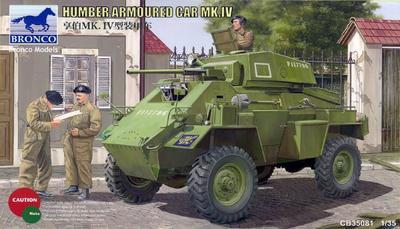 Humber Armoured car MK.IV