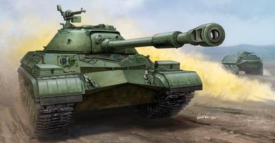 Soviet T-10A Heavy tank