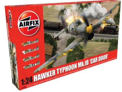 """Hawker Typhoon Mk.IB  """"Car Door"""""""