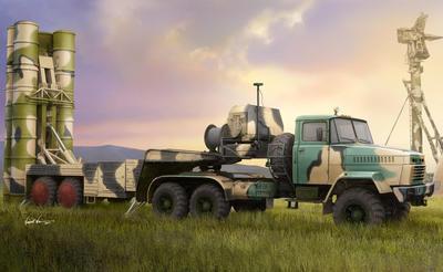 KrAZ-260B Tractor w.5P85TE