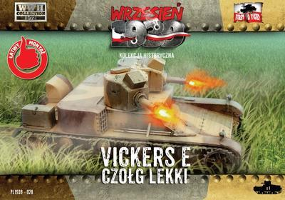 Vickers E