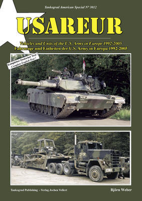 USAREUR U.S. Army in Europe 1992-2005 - 1