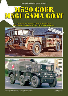 M520 Goer M561 Gamma Goat - 1