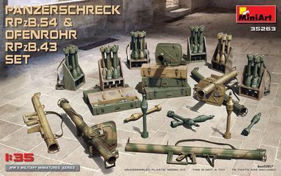 Panzerschreck RPzB54 & Ofenrohr RPzB.43 Set - 1
