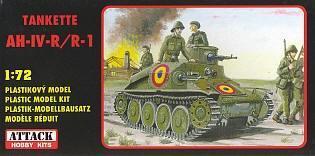 Praga AH-IV-R/R-1