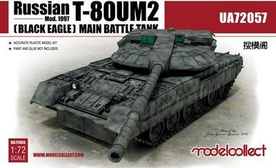 T-80UM2 Mod.1997 (Black Eagle) Main Battle Tank