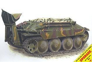 Bergerpanzer 38(t) Hetzer late production