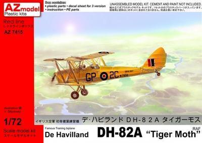 """DH-82A """"Tiger Moth"""" RAF"""