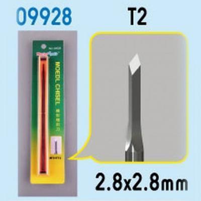 Rydlo čtvercový hrot 2,8x2,8