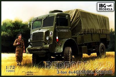 Bedford QLD 3-ton 4x4 General Service
