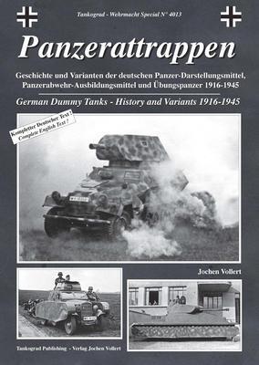 German Dummy Tanks - 1