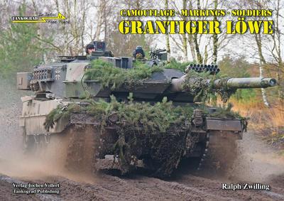 Camouflage-Markings-Soldiers Grantiger Lowe - 1