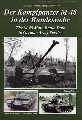 Der Kampfpanzer M48 in der Bundeswehr