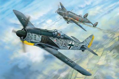 Focke-Wulf FW190A-5 1:18  - 1