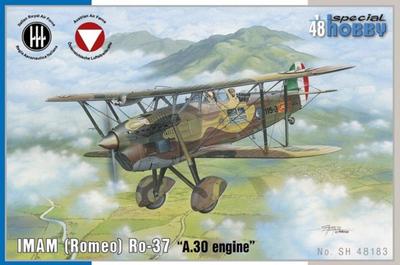"IMAM (Romeo) Ro-37 ""A.30 engine"""