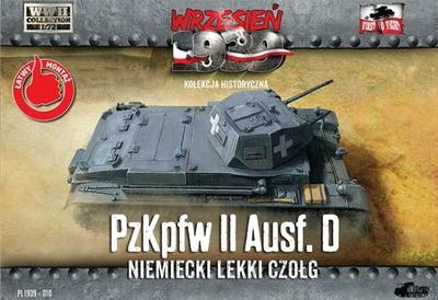 Pz.Kpfw. II Ausf. D - 1