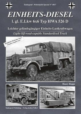 Einheits-Diesel 6x6 Typ HWA 526D - 1