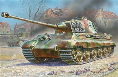 King Tigeer Ausf. B (Henschel Turret) - 1