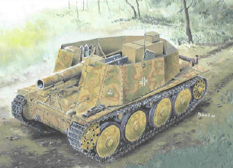Grille Ausf.H