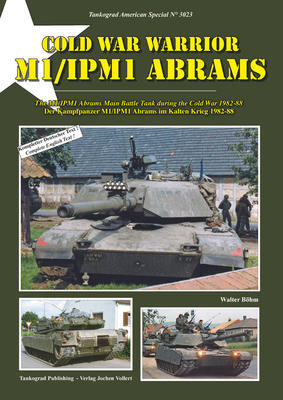 Cold War Warrior M1/IPM1 Abrams - 1