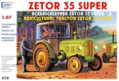 Zetor 35 Super