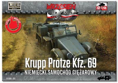 Krupp Protze Kfz.69  - 1