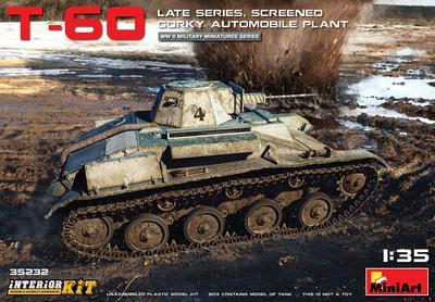 T-60 Late Series Screened Gorky Automobile Plant - 1