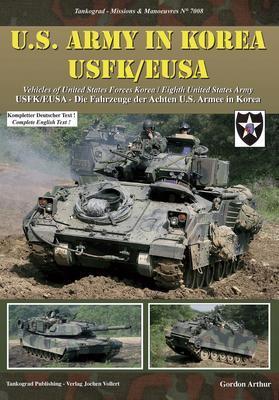 U.S. Army in Korea USFK/EUSA - 1