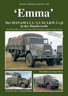 EMMA - Der MAN630L2A/L2AE 5 t gl in der Bw