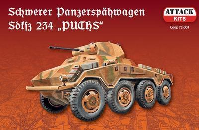 """Sd.Kfz.234 """"Puchs"""" - 1"""