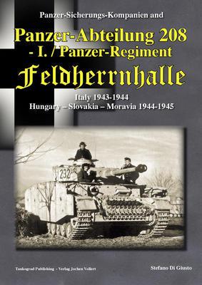 Panzer-Abteilung 208 - I. /Pz.Reg. Feldherrnhalle - 1