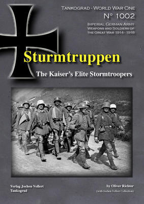 WWI Sturmtruppen  - 1