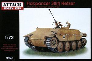 Flakpanzer 38(t) Hetzer