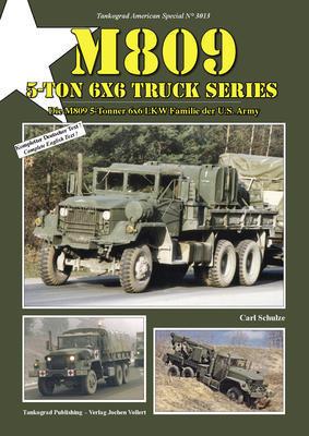 M809 5-ton 6x6 Truck Series - 1