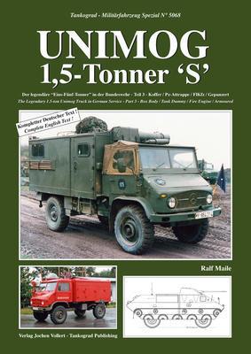 Unimog 1,5-Tonner 'S' The Legendary 1.5-ton Unimog Truck in German Service Part 3 - Box  - 1