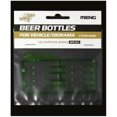 Beer Bottles for Vehicle/Diorama - 1