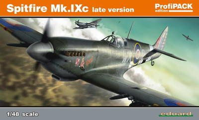Spitfire Mk.IXc late version 1:48
