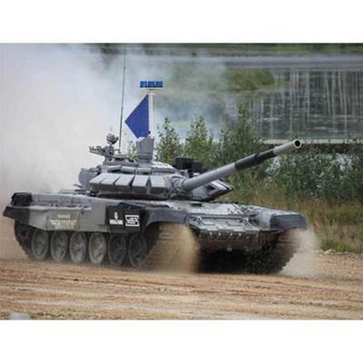 Russian T72B3M MBT - 1