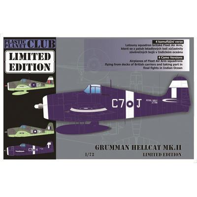 Grumman Hellcat 1/72 - 1
