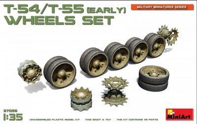 T-54 / T55 (Early) wheels set