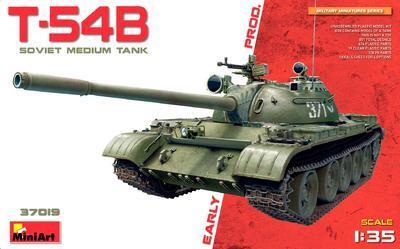 T-54B Soviet medium tank - 1