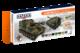 US Army Paint Set (MERDC Camouflage) - 1/2